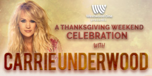 Carrie Underwood Thanksgiving